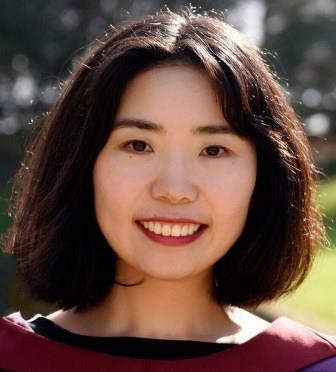 An image of Dr Zhang PhD, MSc, BSc