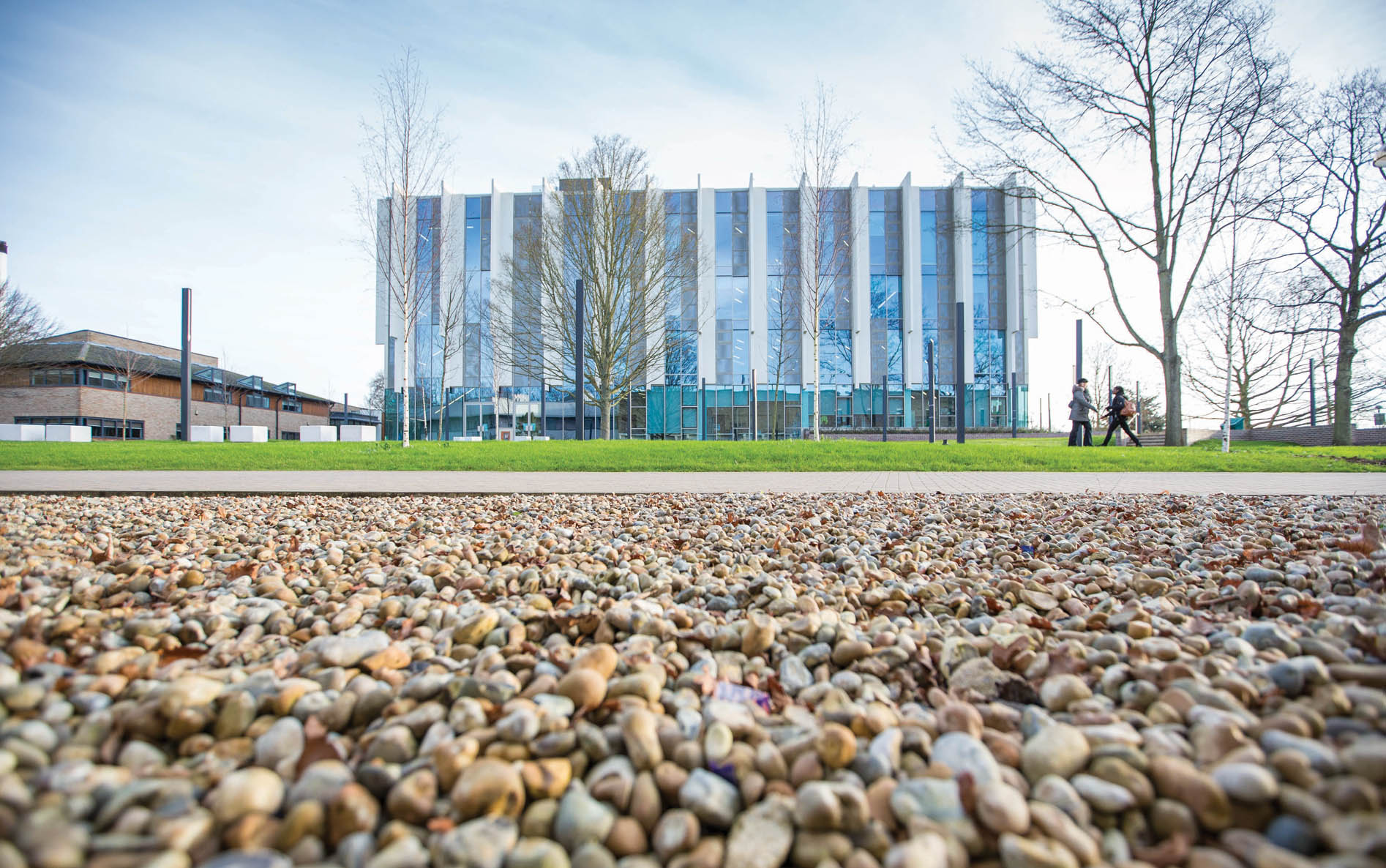 Templeman Library at Canterbury