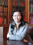 An image of Dr Yueyue Zhang