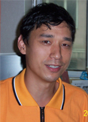 An image of Professor Zhao