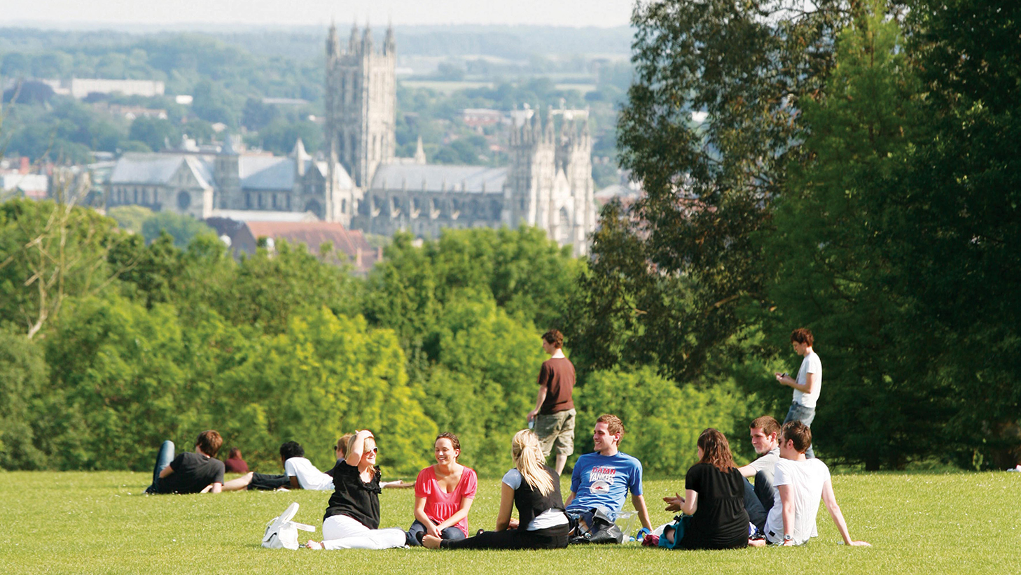 Information for students from Hong Kong - University of Kent