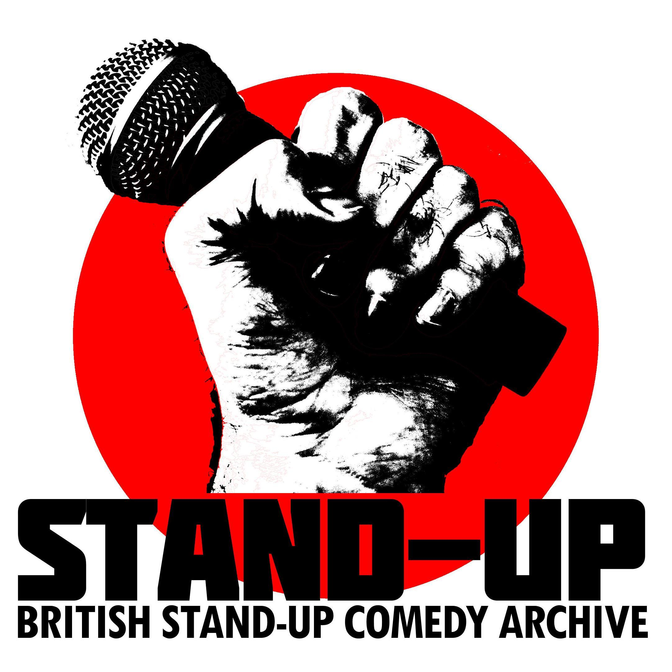 British Stand-Up Comedy Archive logo
