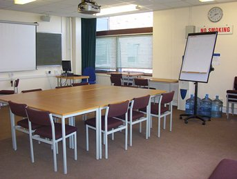 Queens Library Room Bookings